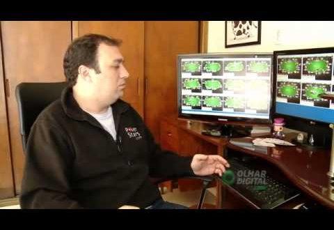 olhar digital mostra a profissão de poker online