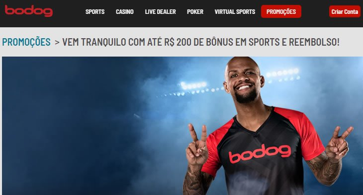 foto do felipe melo embaixador do bodog