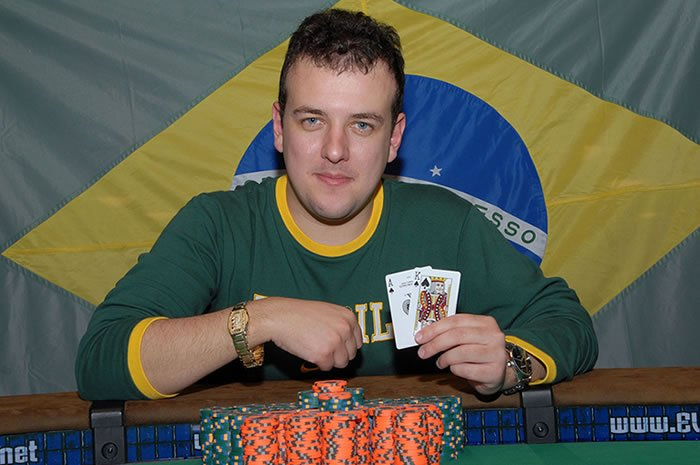 Perfil do Jogador Allingomes Alexandre Gomes do poker