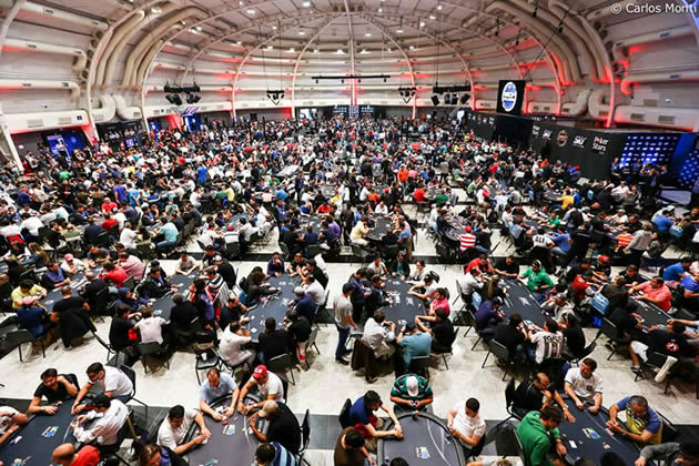 evento BSOP | Brazilian Series Of Poker