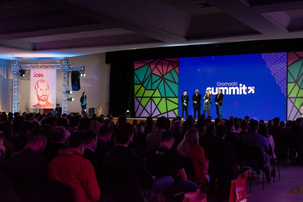 foto Gramado Summit empreendedorismo
