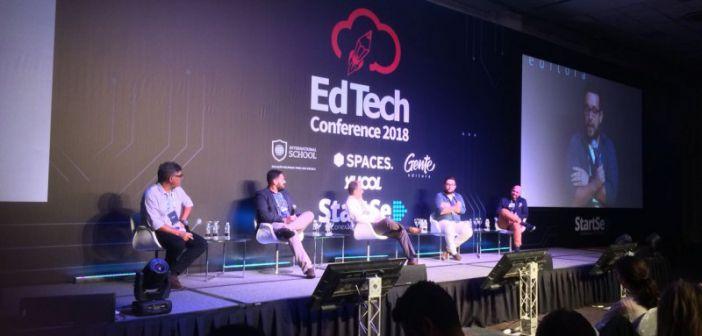 foto EdTech Conference empreendedorismo
