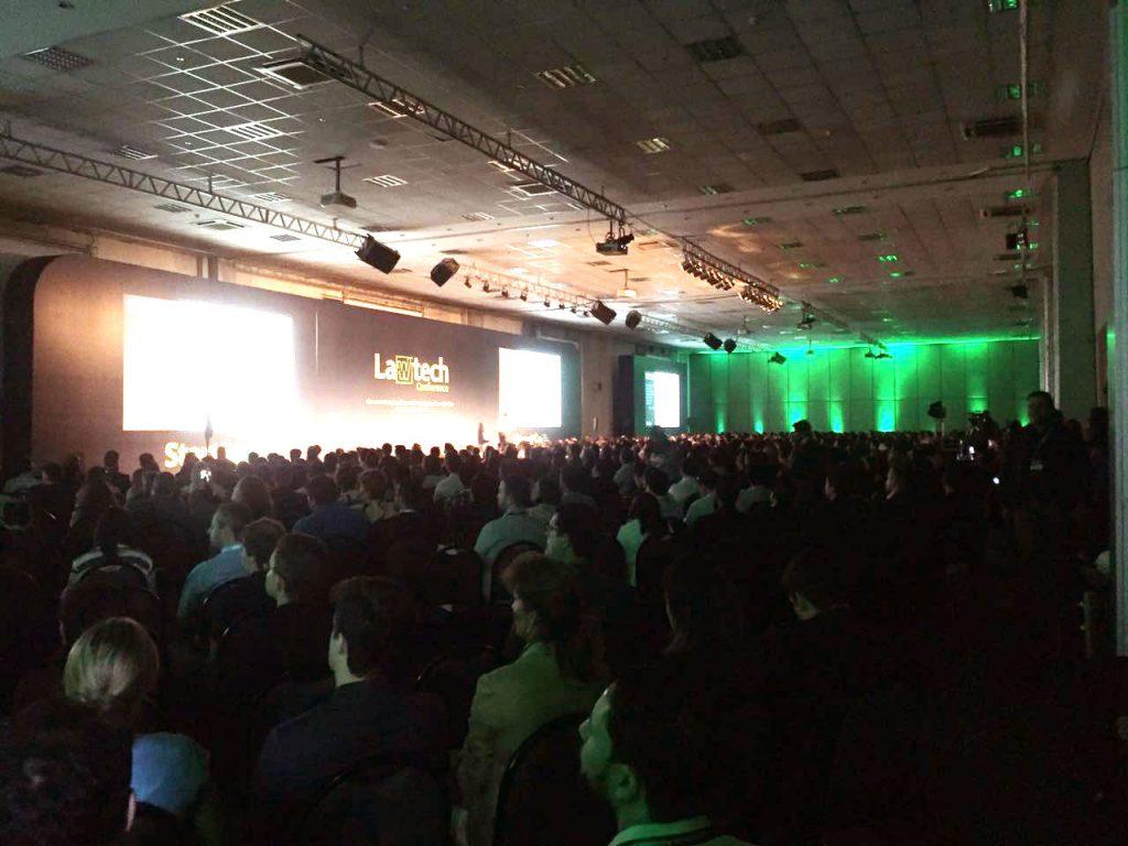 foto LawTech Conference empreendedorismo