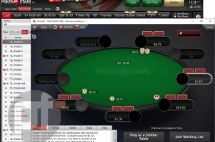 pokerstar vai ter mesa anonimas?
