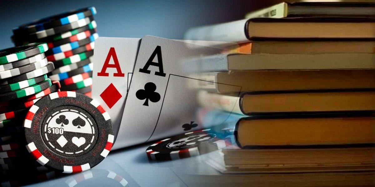 foto 1 - 5 Livros de Poker